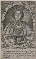 King Richard II, by Renold or Reginold Elstrack (Elstracke), after  Unknown artist - NPG D9387