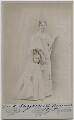 Marguerite Ormond; Marie Marguerite Renet Ormond, by Otto (Otto Wegener) - NPG Ax68765