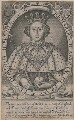 King Richard II, by Renold or Reginold Elstrack (Elstracke), after  Unknown artist - NPG D9391