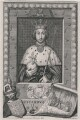 King Richard II, by George Vertue, after  Unknown artist - NPG D9388