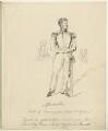 George Augustus Frederick Fitzclarence, 1st Earl of Munster, after Daniel Maclise - NPG D34536
