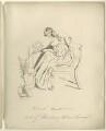 Harriet Martineau, after Daniel Maclise - NPG D34543
