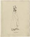 Dionysius Lardner, after Daniel Maclise - NPG D34545