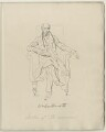 William Wordsworth, after Daniel Maclise - NPG D34554