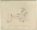 John Russell, 1st Earl Russell, after Daniel Maclise - NPG D34563