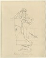 Benjamin Disraeli, Earl of Beaconsfield, after Daniel Maclise - NPG D34564