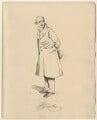 Johann Wolfgang von Goethe, after Daniel Maclise - NPG D34565