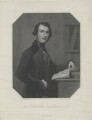 William Ewart Gladstone, by William Henry Mote, published by  George Virtue, after  Joseph Severn - NPG D34513