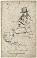 William Cobbett, published by James Fraser, after  Daniel Maclise - NPG D34568