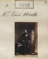 Hon. Charles North, by Camille Silvy - NPG Ax56837
