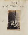 Leonora Louisa Yorke Smith (née Chester); Ella Sophia Chester, by Camille Silvy - NPG Ax51931