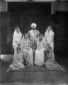 Sir Bhupindra Singh, Maharaja of Patiala with members of his family, by Vandyk - NPG x130952