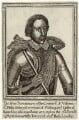 Sir Philip Sidney, after Renold or Reginold Elstrack (Elstracke) - NPG D34617