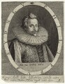 Sir Philip Sidney, by Magdalena de Passe, by  Willem de Passe - NPG D34615