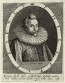 Sir Philip Sidney, by Magdalena de Passe, by  Willem de Passe - NPG D34616
