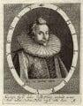 Sir Philip Sidney, by Magdalena de Passe, by  Willem de Passe - NPG D34616