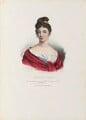 Marie Anne Charlotte Corday d'Armont, by Antoine Maurin, printed by  François Le Villain, published by  Edward Bull, published by  Edward Churton, after  Jacques Louis David - NPG D34623