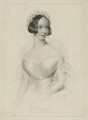 Miss Gore, by William Henry Mote, published by  Charles Tilt, published by  David Bogue, after  William Drummond - NPG D34639