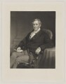 William Ormsby-Gore, after John Lucas - NPG D34640