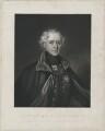 Hugh Gough, 1st Viscount Gough, by John Richardson Jackson - NPG D34646