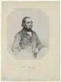John Gould, by Thomas Herbert Maguire, printed by  M & N Hanhart - NPG D34651