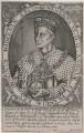 King Henry VI, by Renold or Reginold Elstrack (Elstracke) - NPG D9404