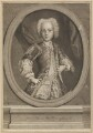 Prince Charles Edward Stuart, by Nicolas Etienne Edelinck, after  Antonio David - NPG D34707