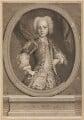 Prince Charles Edward Stuart, by Nicolas Etienne Edelinck, after  Antonio David - NPG D34707