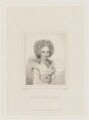 Anne Seymour Damer (née Conway), by William Camden Edwards, published by  John Samuel Murray, after  Richard Cosway - NPG D34672