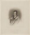 John Bligh, 4th Earl of Darnley, by Henry Meyer, published by  T. Cadell & W. Davies, after  John Wright, after  Thomas Phillips - NPG D34680