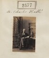 Sir Charles Hallé (né Carl Halle), by Camille Silvy - NPG Ax51966