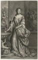 Isabella Fitzroy (née Bennet), Duchess of Grafton, by Bernard Lens (II), after  Sir Godfrey Kneller, Bt - NPG D34745