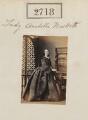 Lady Anna Maria Arabella Fermor-Hesketh (née Fermor), by Camille Silvy - NPG Ax52107