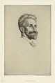 Robert Bontine Cunninghame Graham, by William Strang, printed by  David Strang - NPG D34753