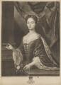Maria Clementina Sobieska, by John Faber Jr, after  Francesco Trevisani - NPG D34727