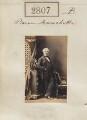 (Pietro) Carlo Giovanni Battista Marochetti, Baron Marochetti, by Camille Silvy - NPG Ax52196