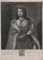 Called Queen Margaret of Anjou, by John Faber Sr, after  Unknown artist - NPG D9414