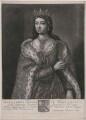 Called Queen Margaret of Anjou, by John Faber Sr, after  Unknown artist - NPG D9414