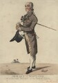 John Ireland ('Ireland in Scotland or a trip from Oxford to the land of cakes'), by and published by Robert Dighton - NPG D9423