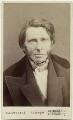 John Ruskin, by Elliott & Fry - NPG Ax18217