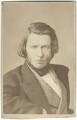 John Ruskin, by Elliott & Fry - NPG x29554