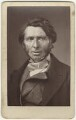 John Ruskin, by Elliott & Fry, published by  John C. Murdoch - NPG x46581