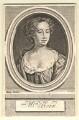 Aphra Behn, by Robert White, after  John Riley - NPG D9483