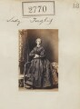 Julia Selina (née Thesiger), Lady Inglis, by Camille Silvy - NPG Ax52159