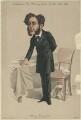 Albert Grant, Baron Grant (né Abraham Gottheimer) ('Delicate Manipulation'), by 'Pet', printed by  Stevens & Co - NPG D34765