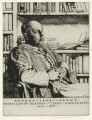 Arthur James Grant, by Malcolm Osborne - NPG D34767