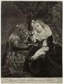Infanta Isabella Clara Eugenia, by Andrew Miller, after  Sir Peter Paul Rubens - NPG D34778