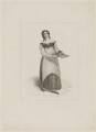 Maria Rebecca Davison (née Duncan), by Robert Cooper, published by  William McDowall, after  Michael William Sharp - NPG D34821