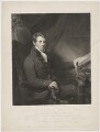 Sir Humphry Davy, Bt, by and published by William Walker, after  John Jackson - NPG D34823