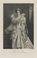 Natica (née Yznaga), Lady Lister-Kaye as the Duchesse de Guise in the time of Henri III, by Lafayette (Lafayette Ltd), photogravure by  Walker & Boutall - NPG Ax41131